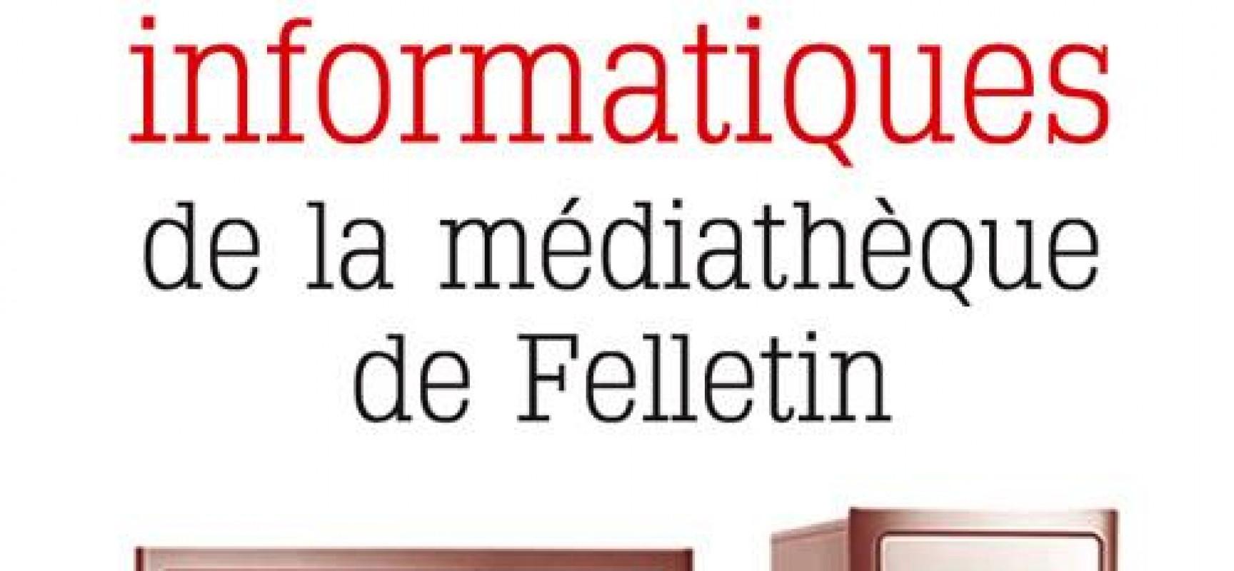 Les ateliers informatiques de Juillet & Août 2014 à la MIF