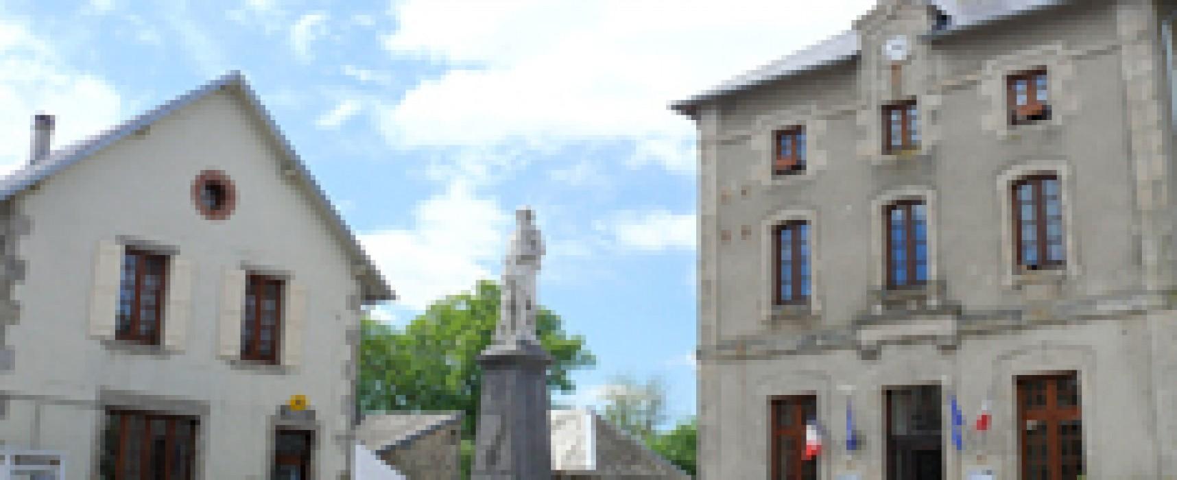 Location d'un appartement par la mairie de La Nouaille