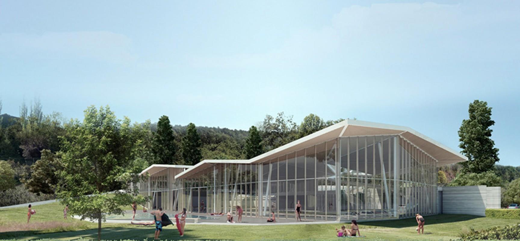 [Projet réalisé] La piscine intercommunale – novembre 2015