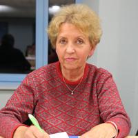 Pierrette LEGROScarré