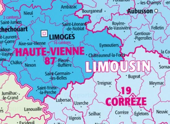 Le Limousin, une région où il fait bon vivre