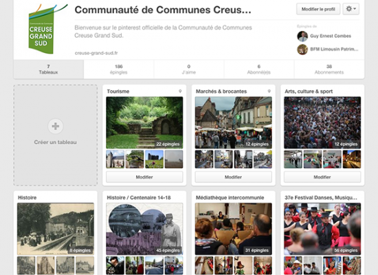 Un nouveau réseau social pour la communauté de communes