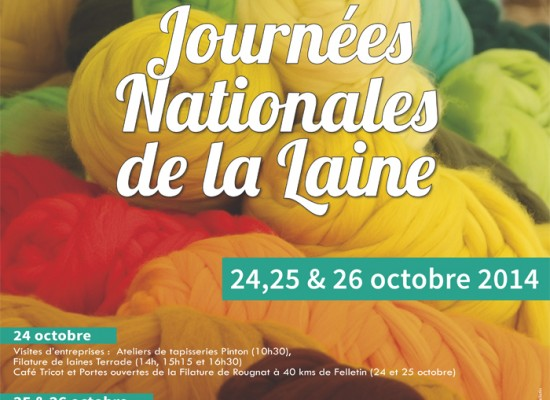 Journée nationales de la laine