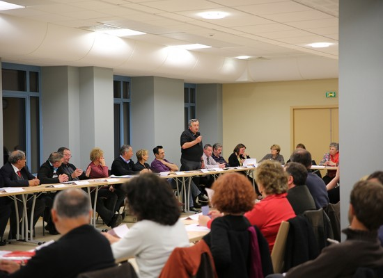 Conseil communautaire de décembre