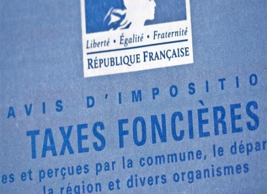 Echéance de paiement des impôts fonciers