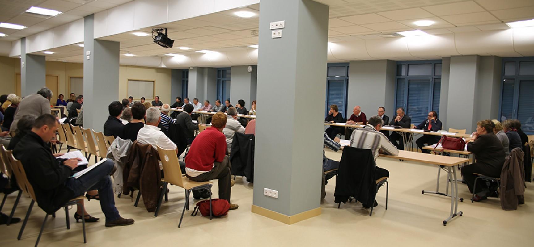 Conseil communautaire de novembre