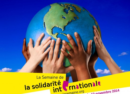 La semaine de la solidarité internationale 2014