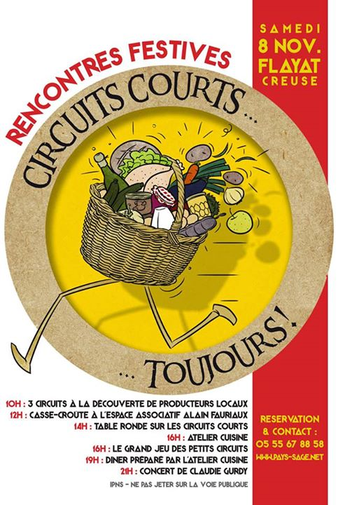 rencontres circuits courts