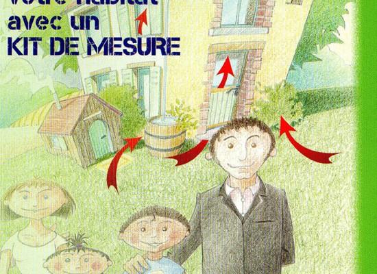 Campagne de dépistage du radon