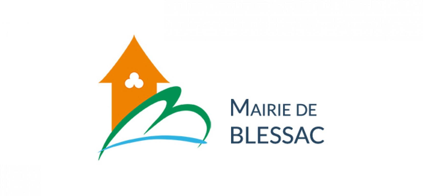 Un nouveau site pour Blessac