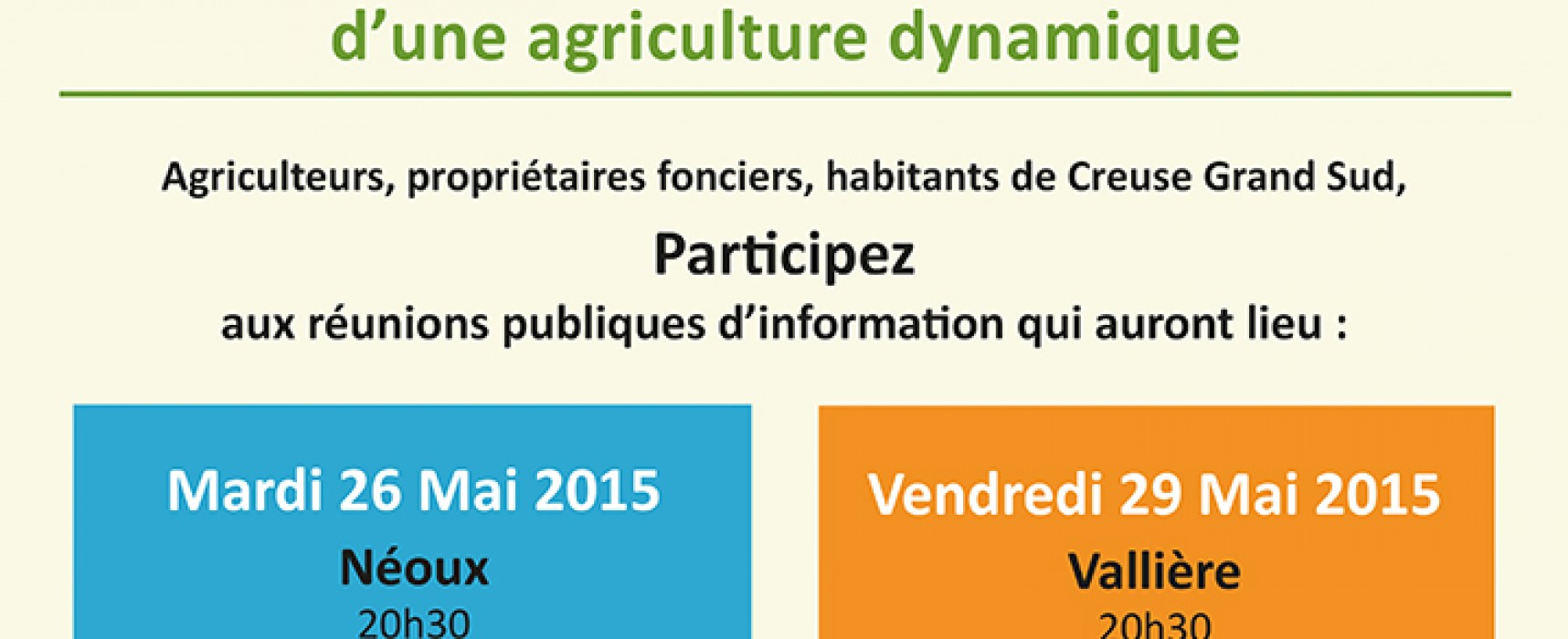 Diagnostic du foncier agricole