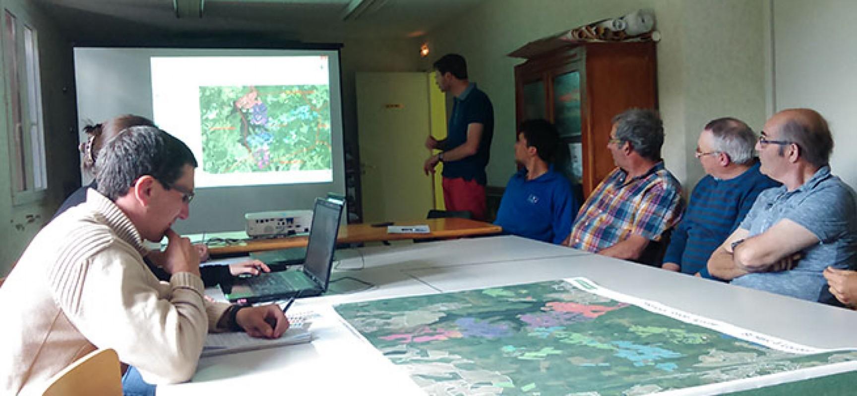 Diagnostic foncier agricole, le bilan des réunions publiques : votre avis nous intéresse !