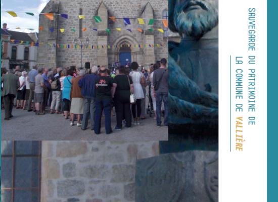 Appel à mécénat populaire pour les travaux de l'Eglise Saint-Martin-de-Vallière