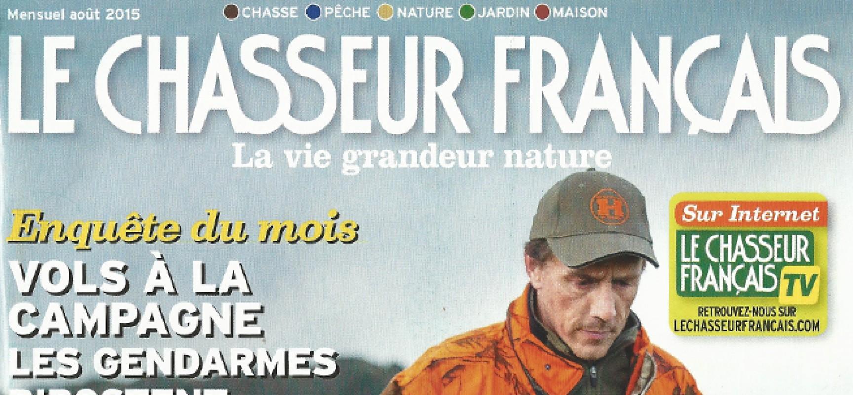 Faux-la-Montagne dans le Chasseur français