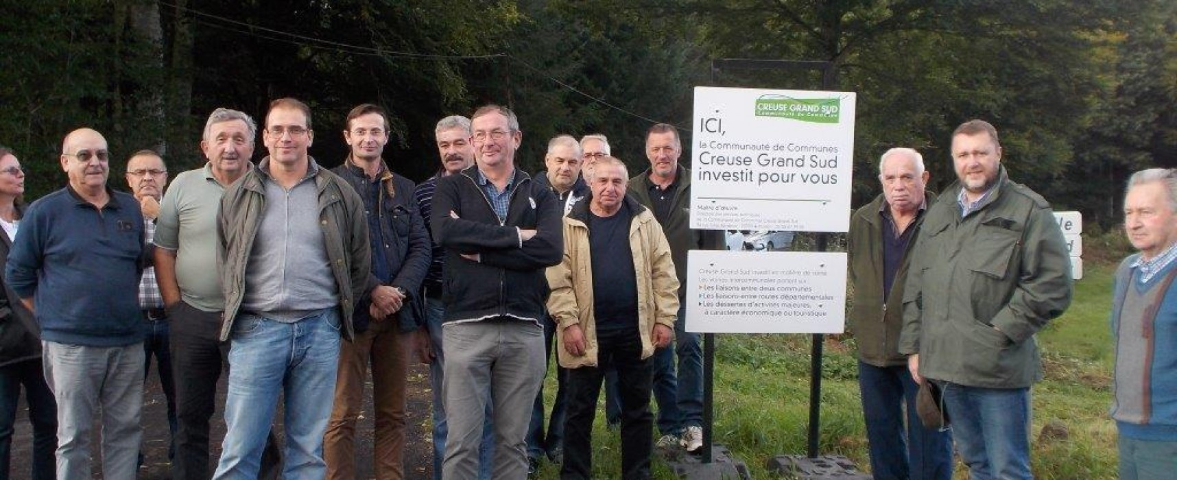 [Projet réalisé] Commission voirie : réception des chantiers 2015