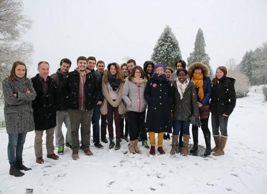 Les étudiants vont recenser le patrimoine sur les communes de Saint-Marc à Frongier, Vallière et Saint Yrieix la Montagne