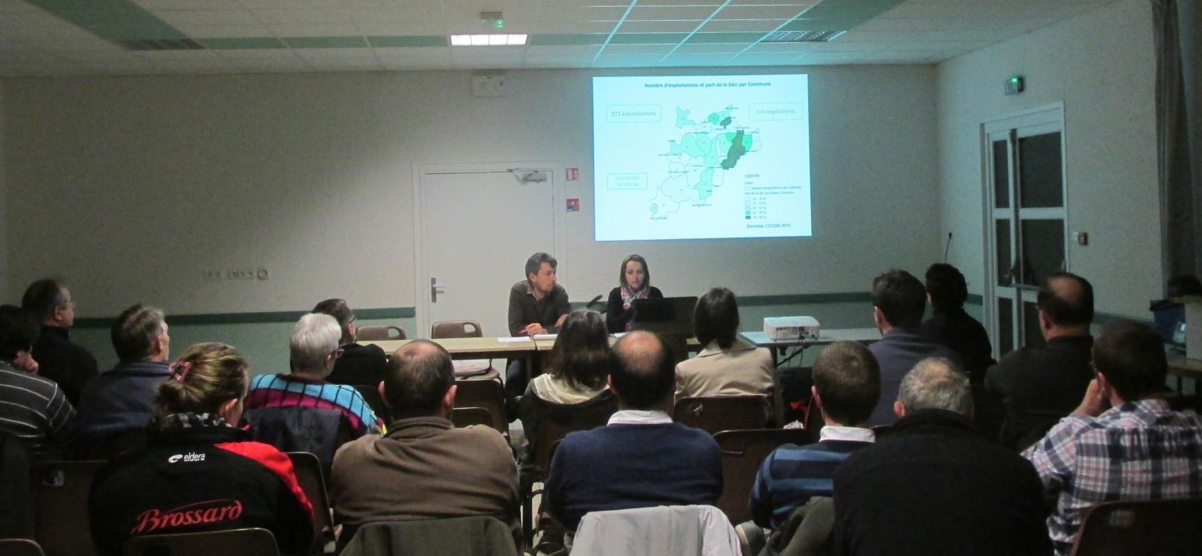 Bilan du Diagnostic Foncier Agricole : retour sur les réunions publiques