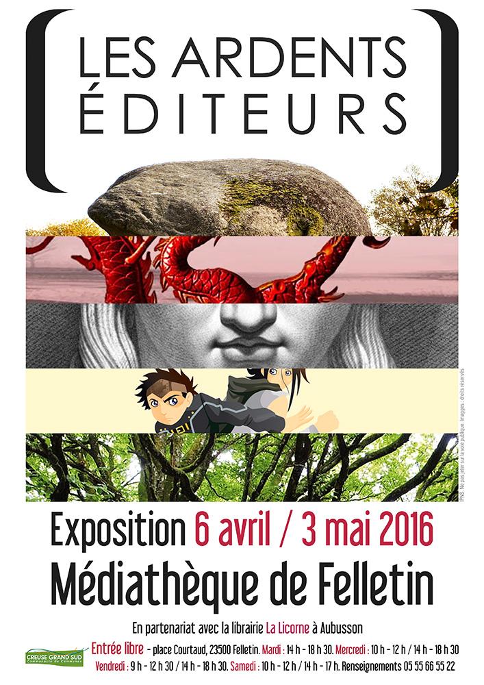 Affiche  expo Ardents éditeurs AVRIL 16_modifié