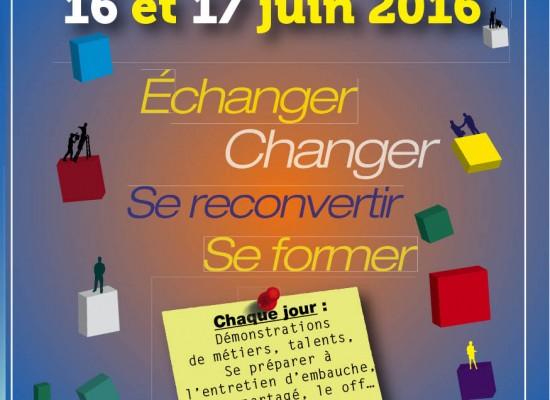 Parcours des métiers – 16 et 17 juin 2016