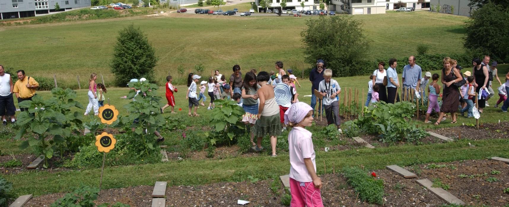 AMI – Un jardin partagé dans votre école, centre de loisirs, commune, EPADH…