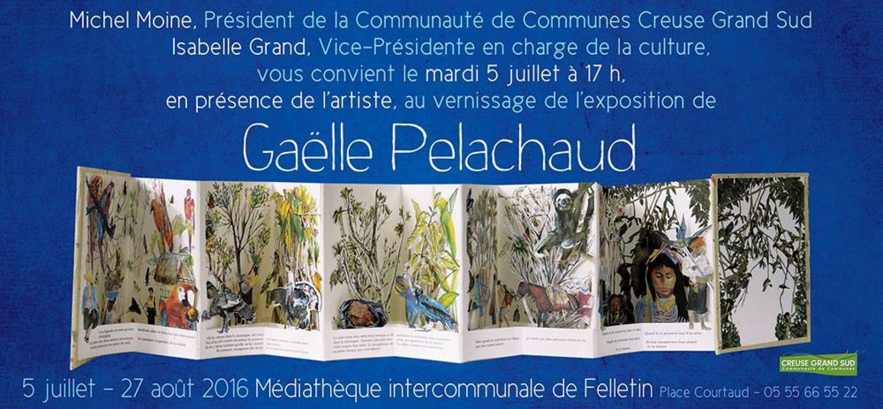 Exposition – Gaëlle Pelachaud