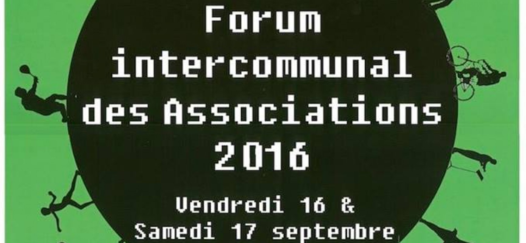 Forum intercommunal des associations : faites le plein d'activités !