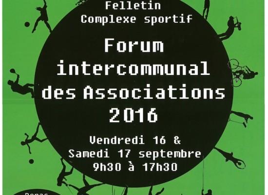 Forum des associations Creuse Grand Sud – sept 2016