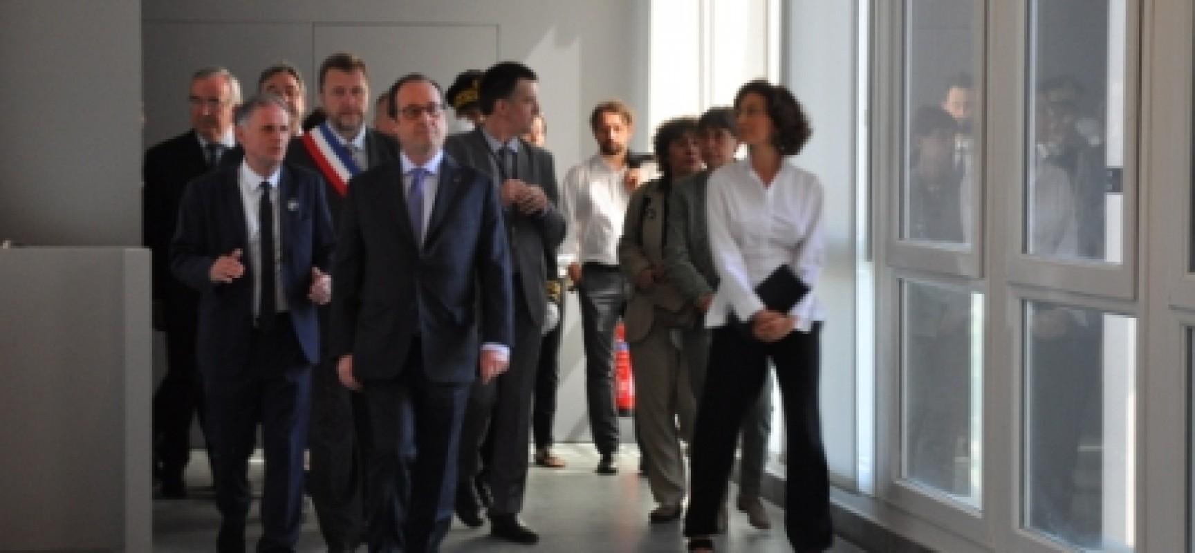 [Projet réalisé] Inauguration de la Cité de la Tapisserie : quelques temps forts de la visite présidentielle