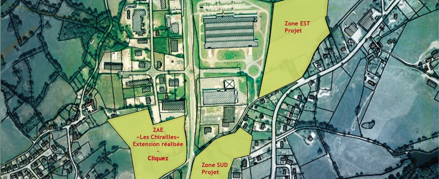 [Projet réalisé] ZAE*  Zone du Mont «Les Chirailles»