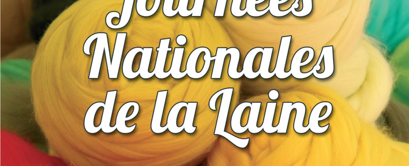Journées Nationales de la Laine 2016