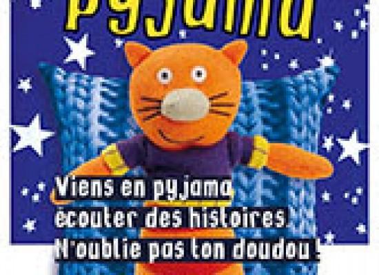 «Soirée Pyjama» à la Médiathèque