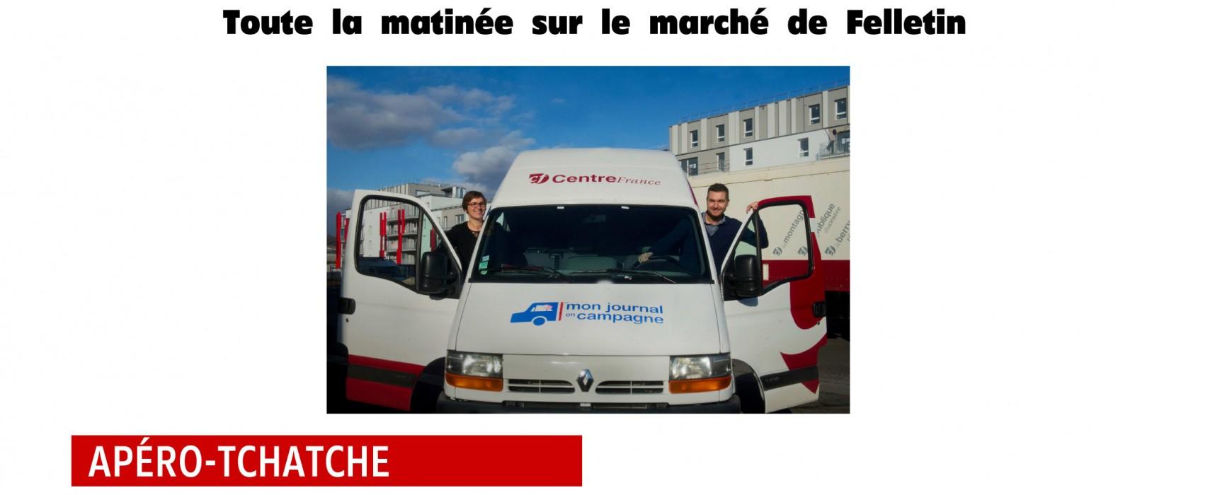 ApéroTchatche #MonJournalEnCampagne