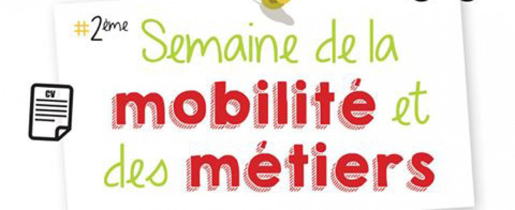 2ème Semaine de la Mobilité et des Métiers en Creuse