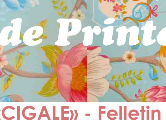 Vacances de Printemps – Programme Cigale