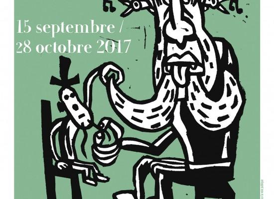 Exposition – «Rien de Grave» de Benoît Jacques