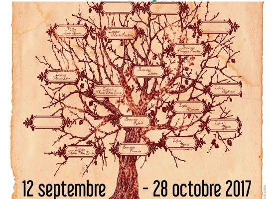 Exposition – «La généalogie, mode d'emploi » #Aubusson