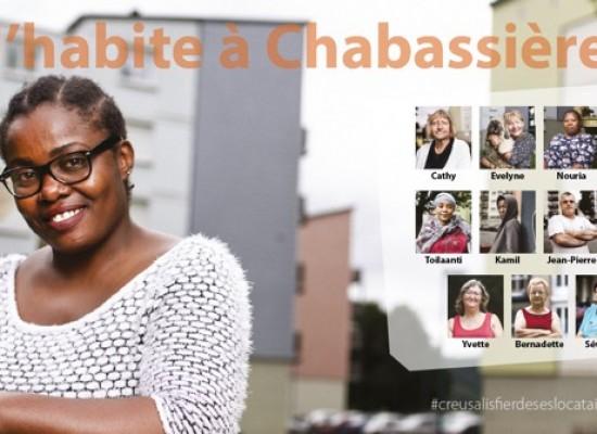 Expo – «Le vrai visage de Chabassière» #Aubusson