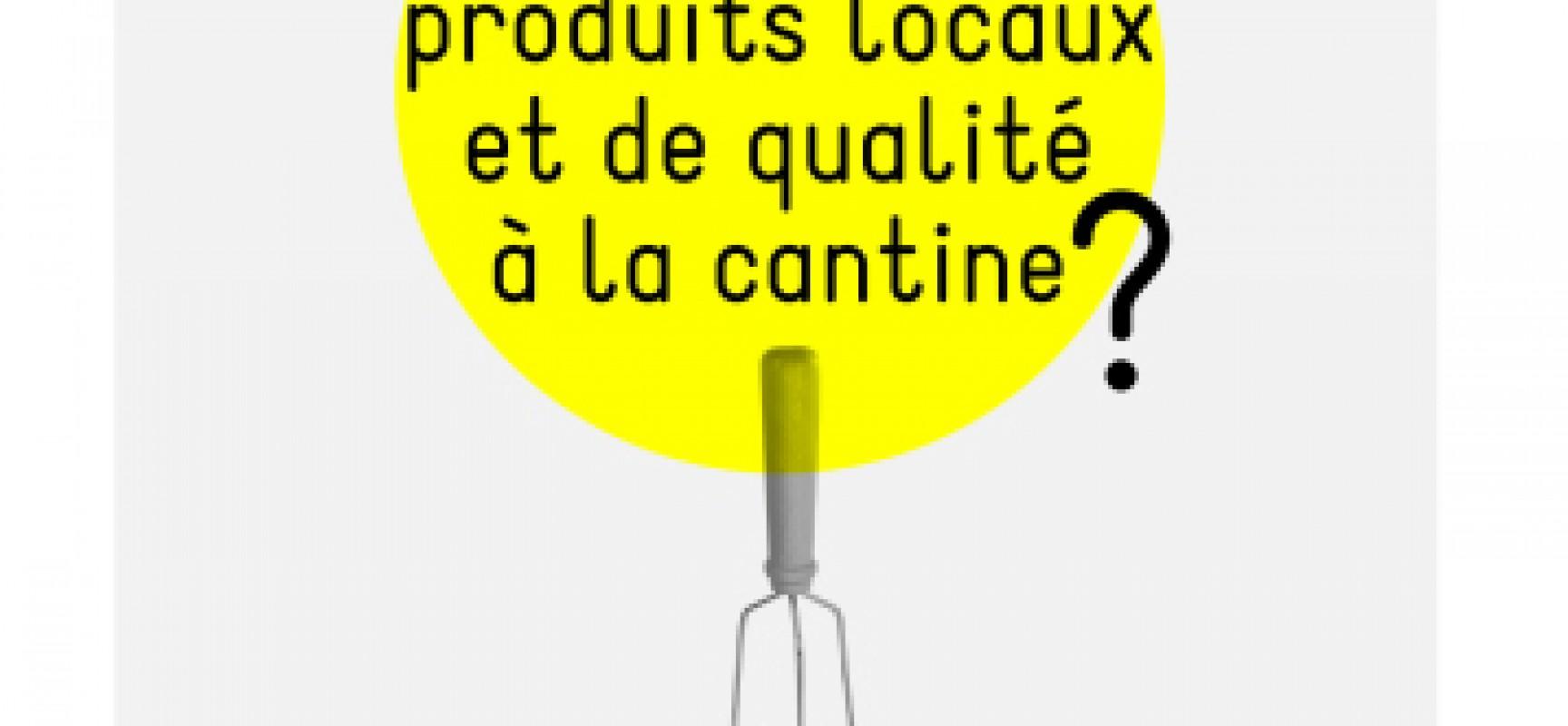 «Cantoche» – Le collectif intercommunal de parents de «petits mangeurs»