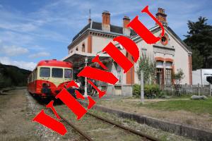 Gare Aubusson