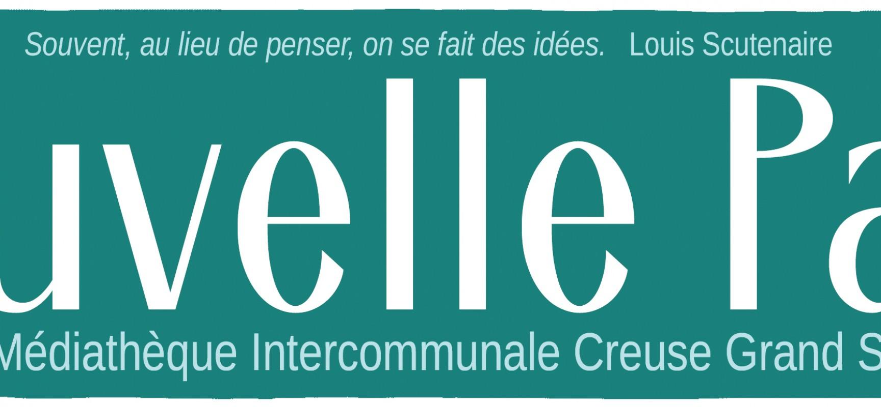 La gazette de la Médiathèque intercommunale est de sortie ! Janvier-Février 2018