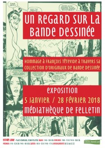 affiche expo BD JAN-FEV 18