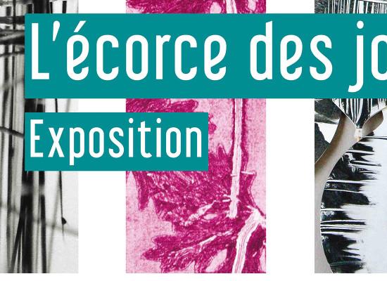 [Expo]  «L'écorce des jours», Jean-Claude Lemosquet, Irène Morgadinho et Pierre Marescau du 6 mars au 28 avril 2018