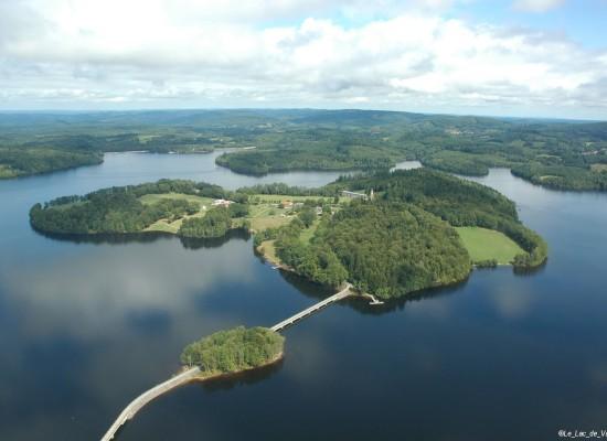 Mission  «AIDER» pour le Lac de Vassivière