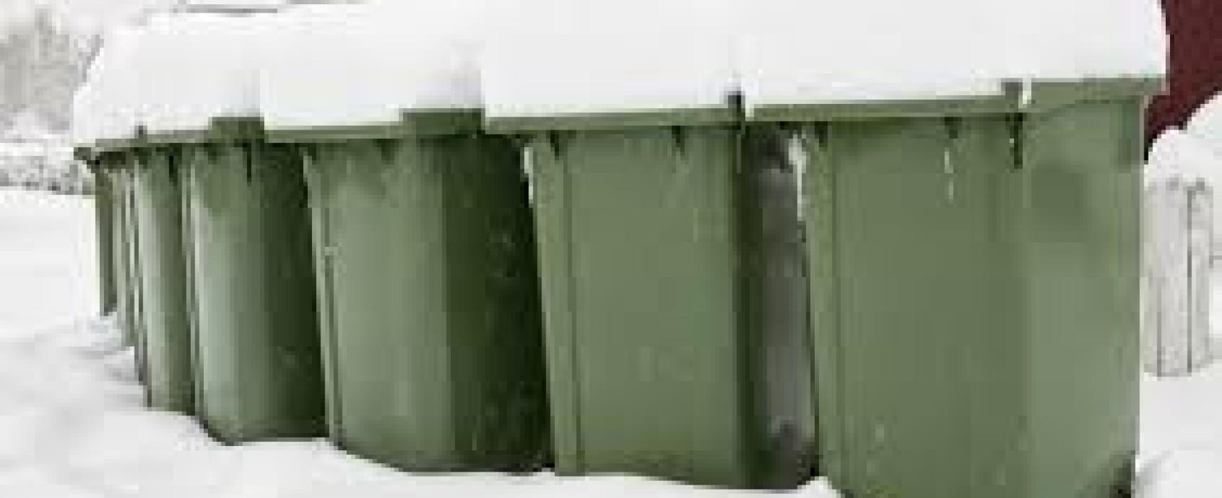 Perturbations des tournées de ramassage des ordures ménagères