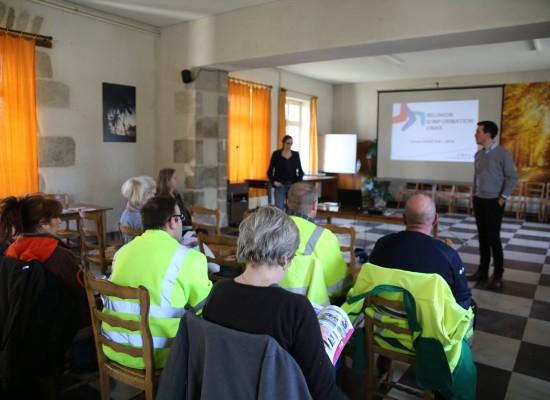 Réunions d'information CNAS – Action sociale territoriale