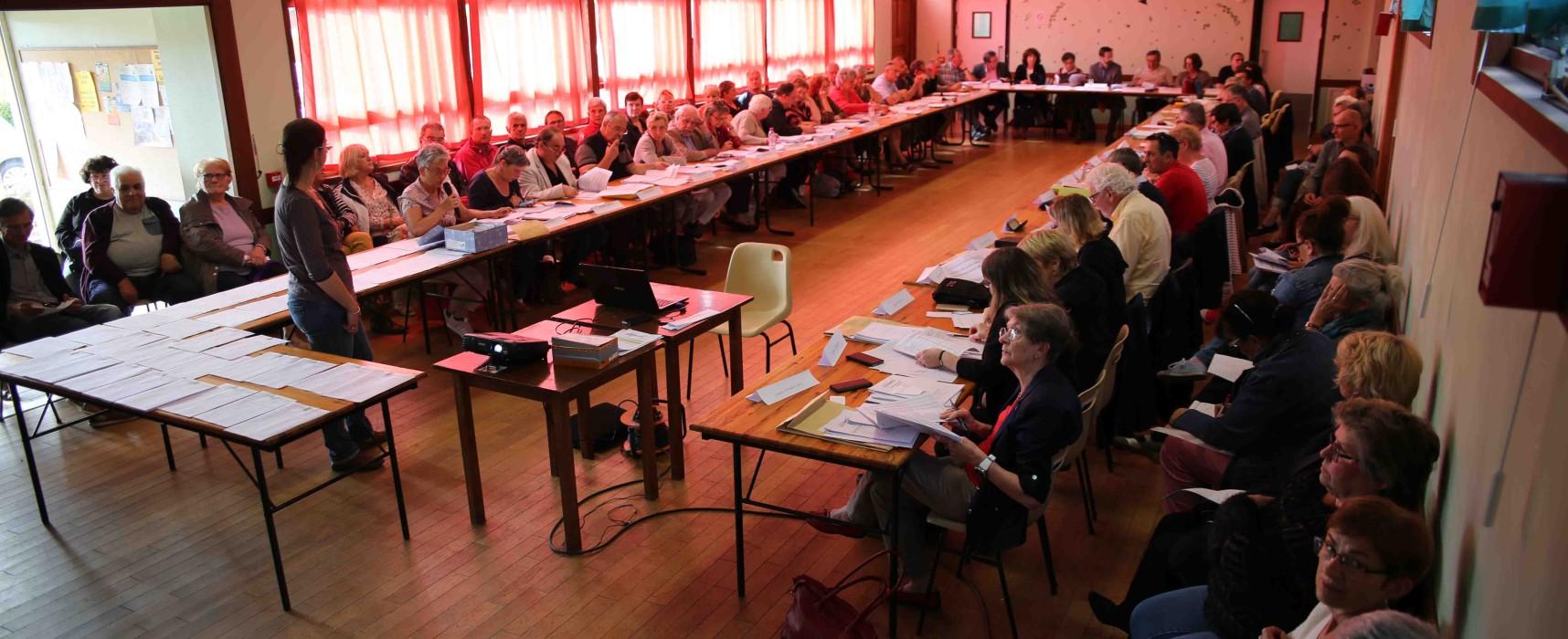 Prochain conseil communautaire #CGS