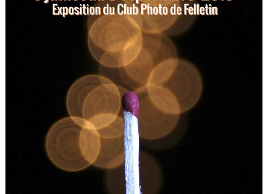 «Graphisme» Une exposition du Club photo de Felletin à la bibliothèque d'Aubusson