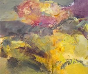 Peinture Martine Brodzki