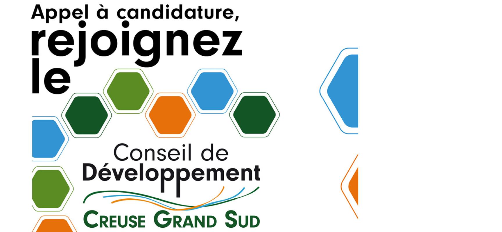 Appel à candidature, rejoignez le conseil de développement