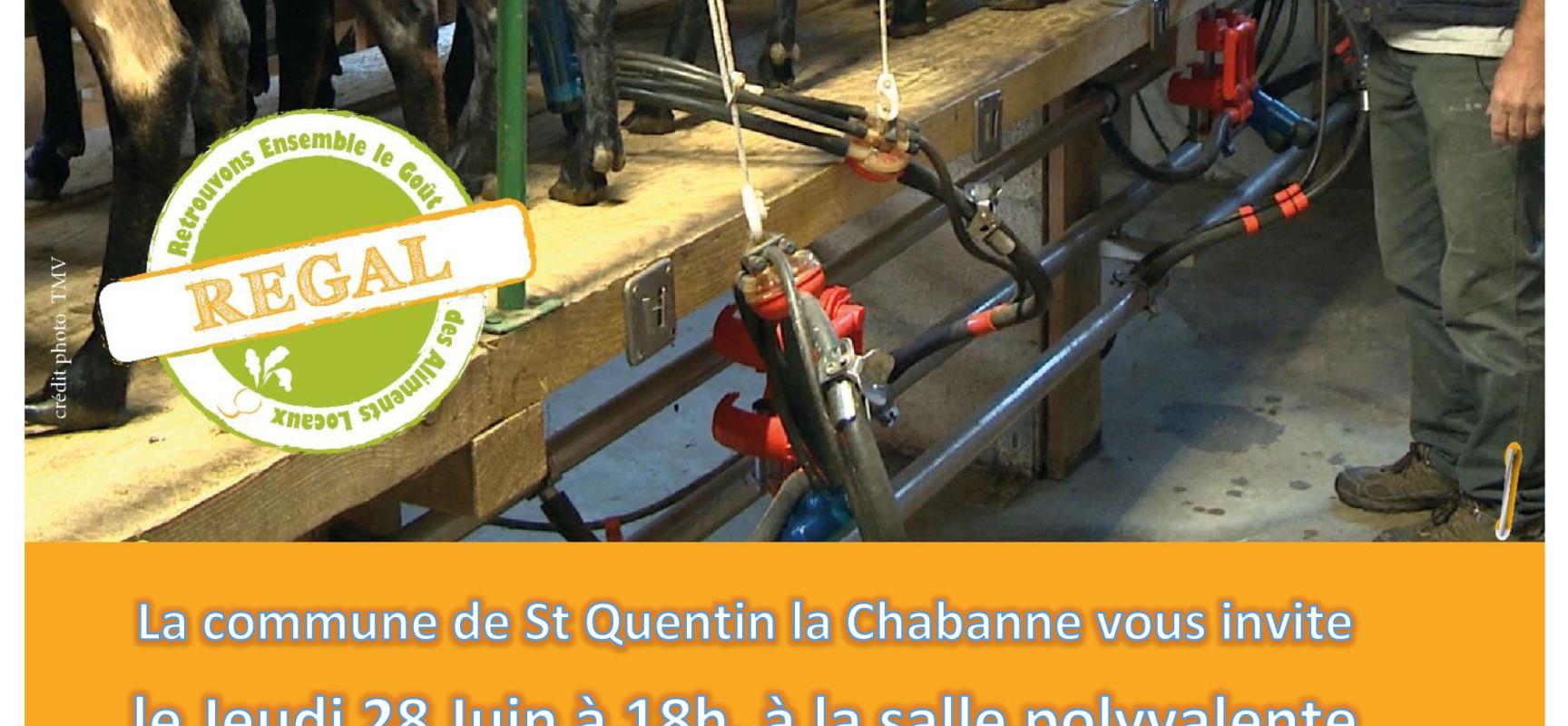 Projection-discussion « Vous reprendrez bien du local ! » #StQuentinlaChabanne